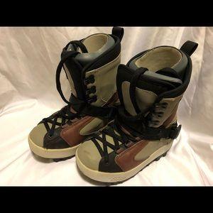 K2 Clicker Snowboarding Boot